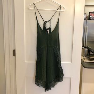 Free People Intimates Gown